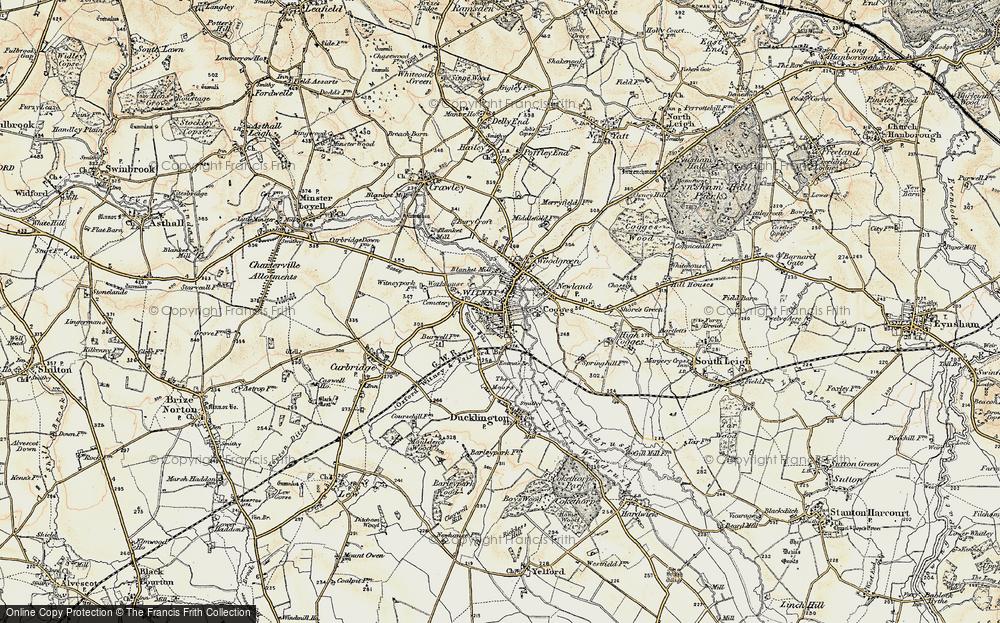Witney, 1898-1899