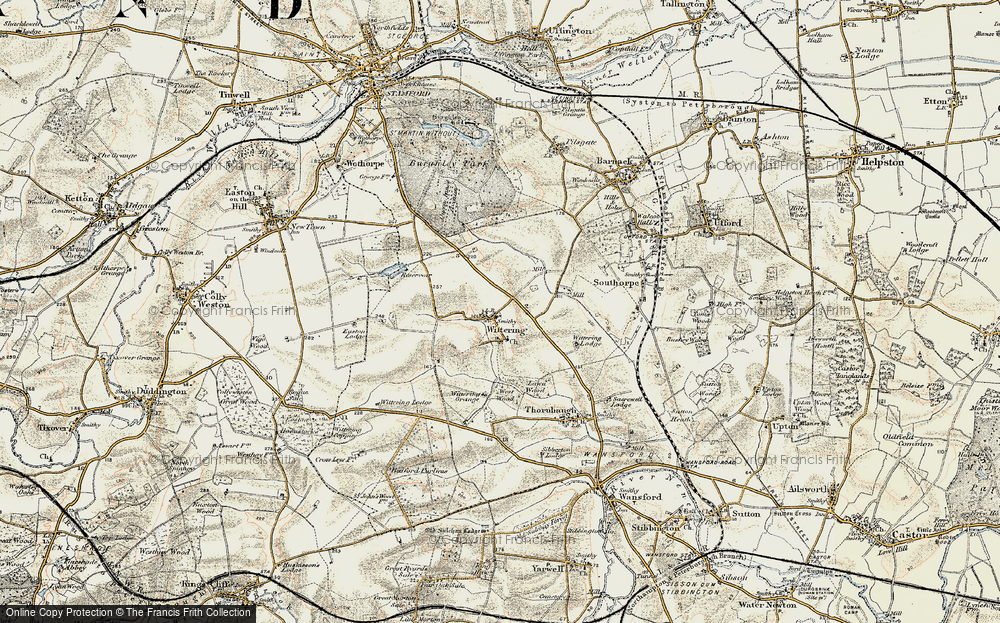 Wittering, 1901-1903