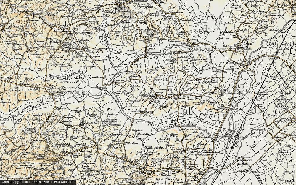 Wittersham, 1898