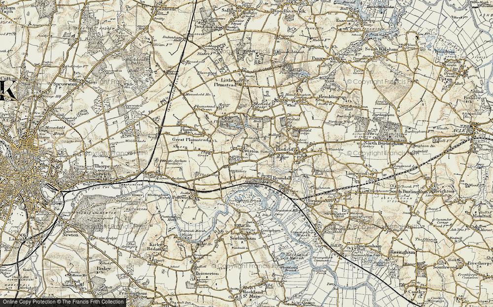 Witton, 1901-1902