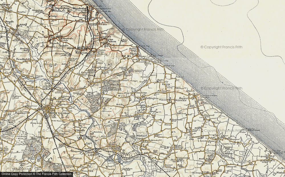 Witton Bridge, 1901-1902