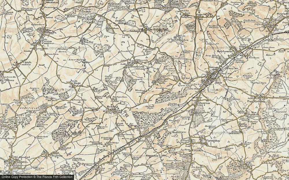 Wivelrod, 1897-1900
