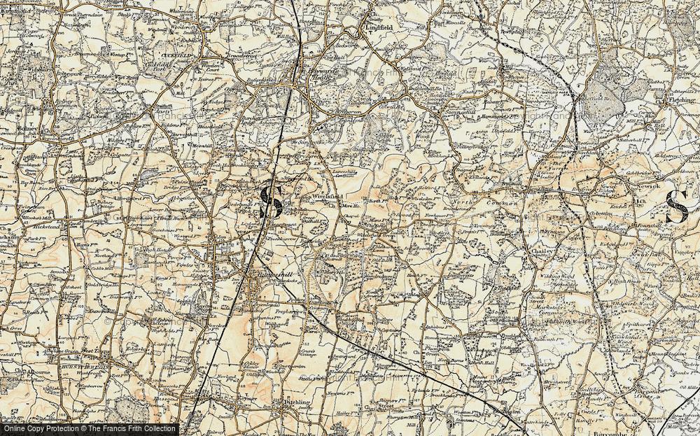 Wivelsfield, 1898