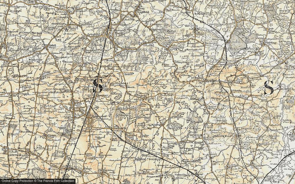 Wivelsfield Green, 1898