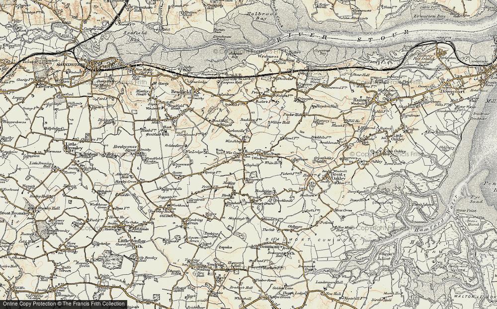 Wix, 1898-1899