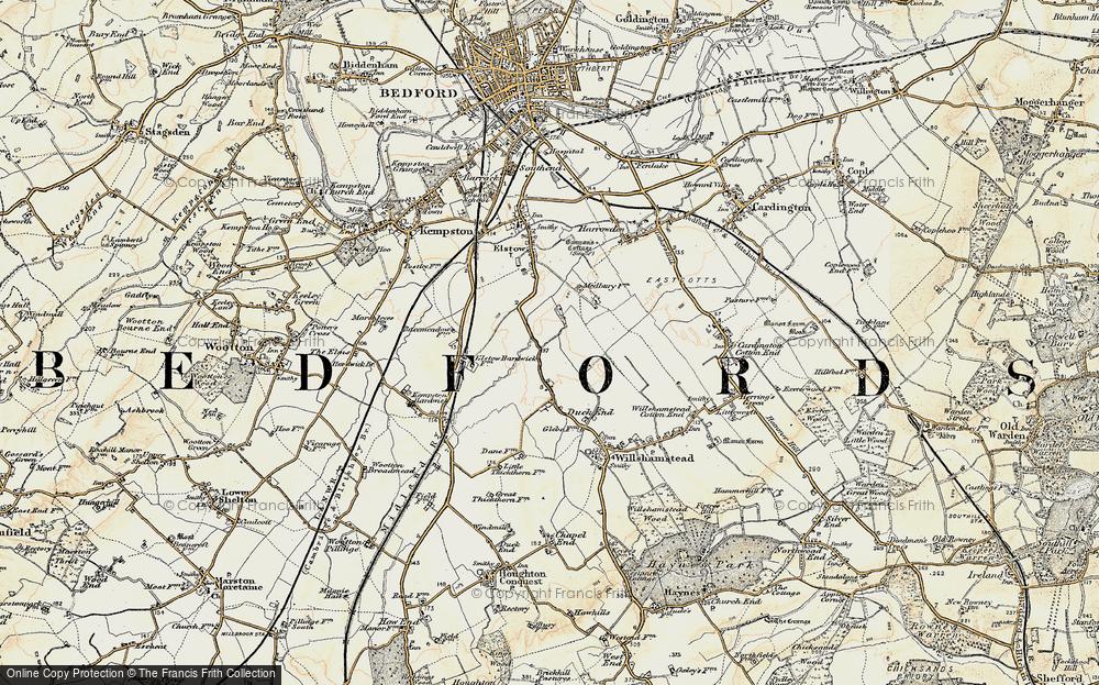 Wixams, 1898-1901