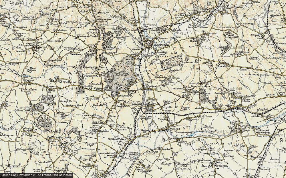 Wixford, 1899-1902