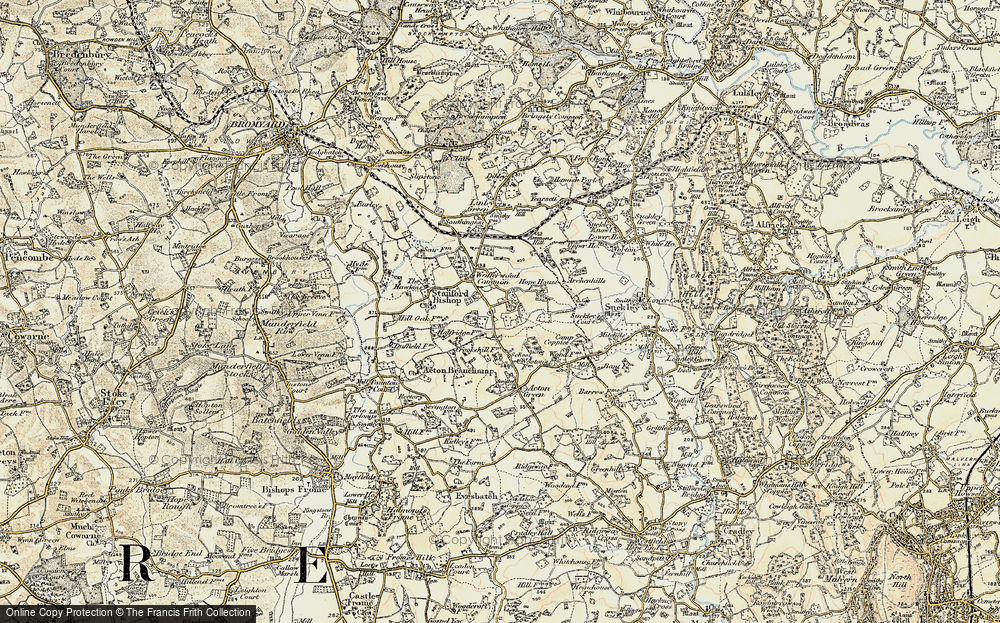 Wofferwood Common, 1899-1901