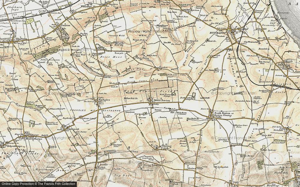 Wold Newton, 1903-1904