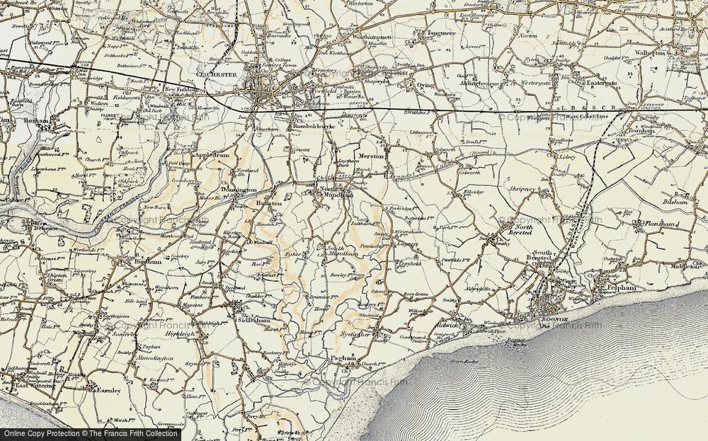 Woldhurst, 1897-1899