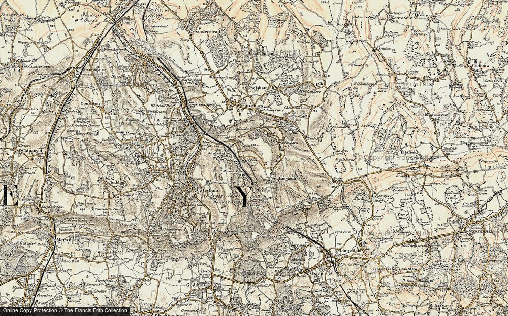 Woldingham Garden Village, 1897-1902