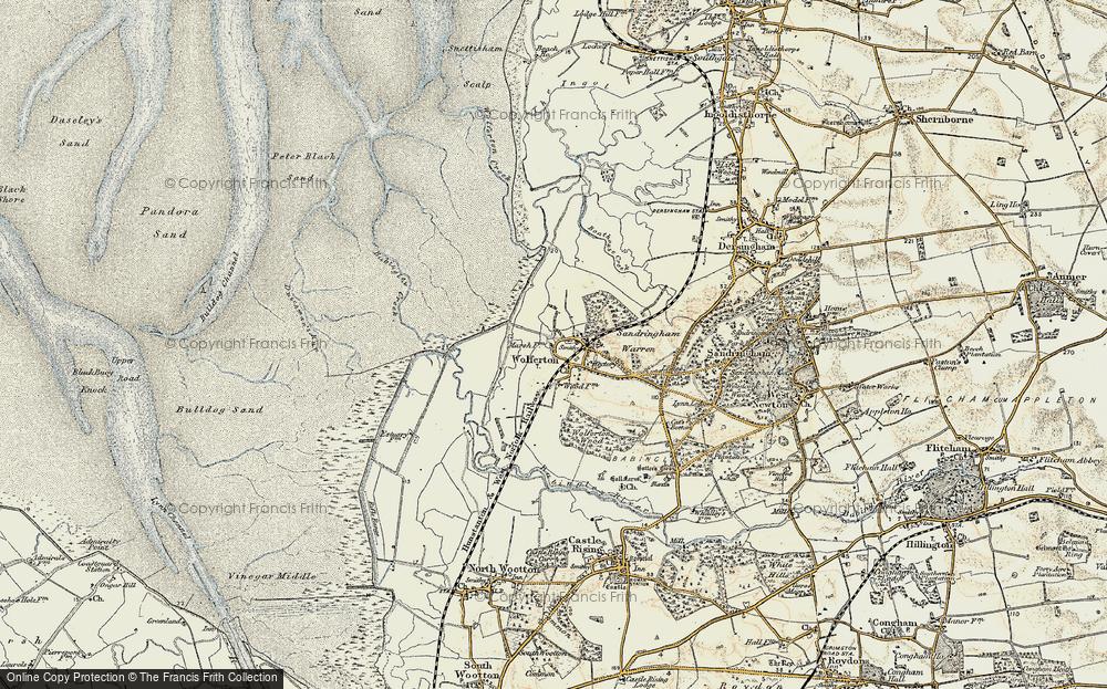 Wolferton, 1901-1902