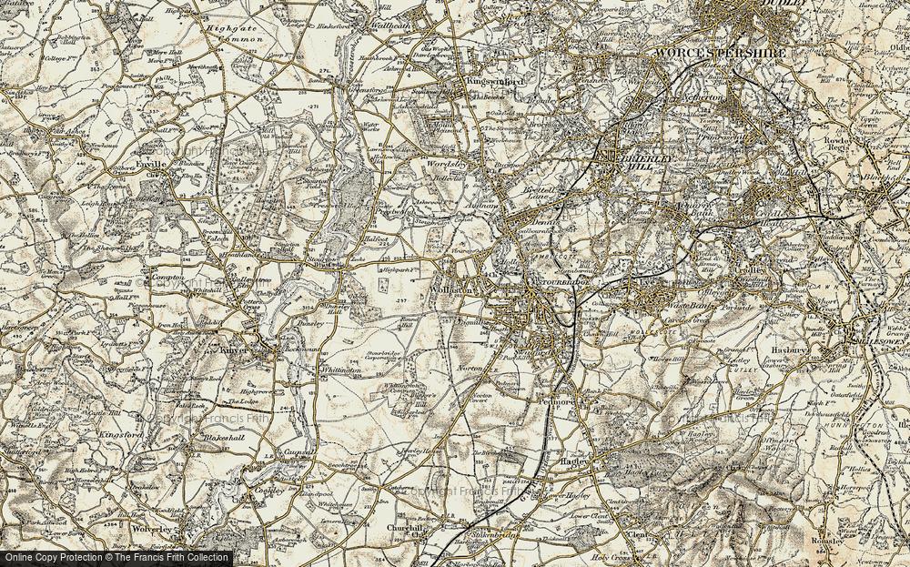 Wollaston, 1901-1902