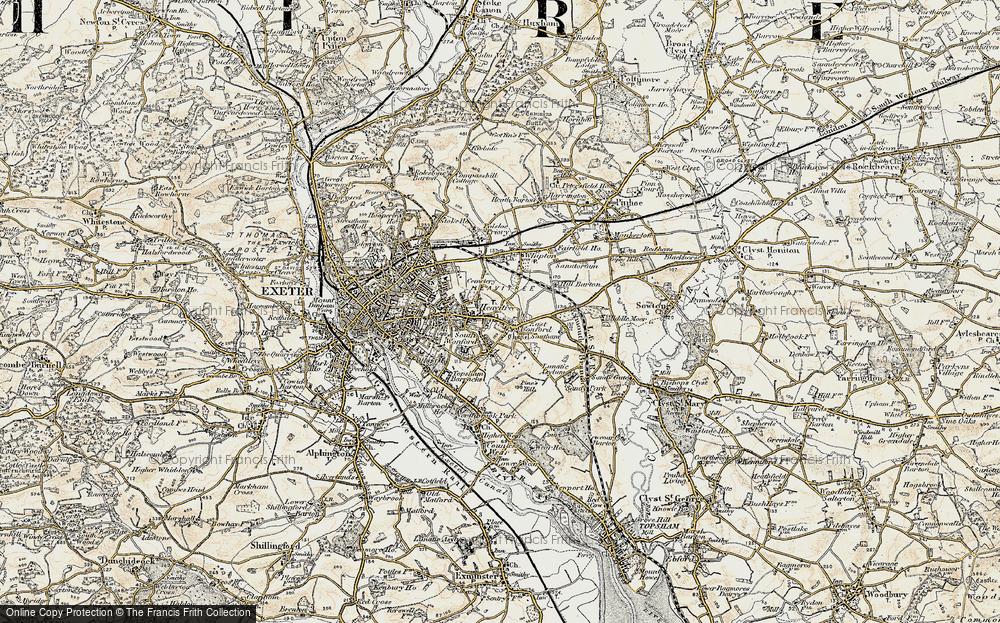 Wonford, 1899