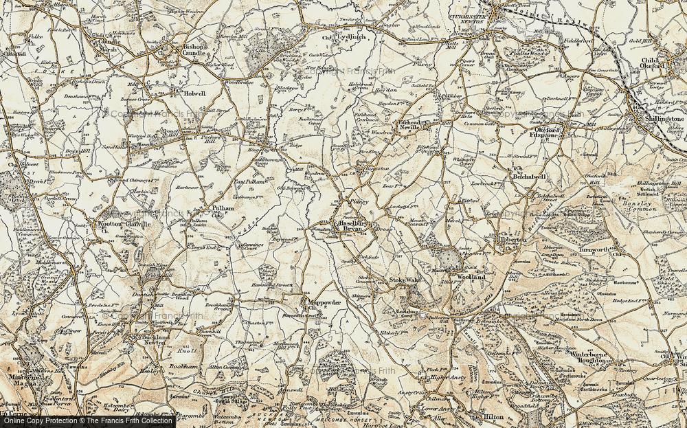 Wonston, 1897-1909