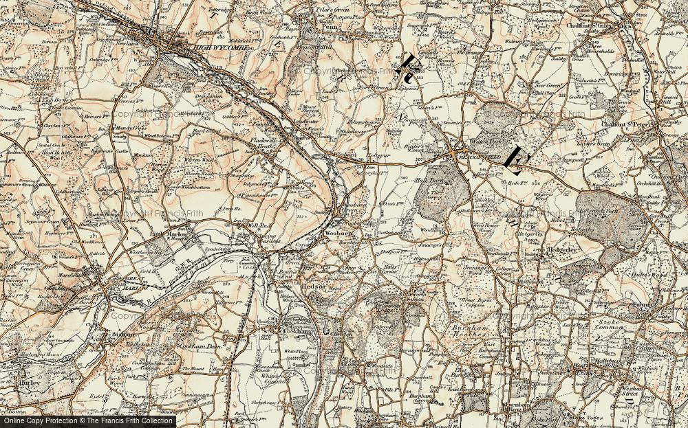 Wooburn Green, 1897-1898