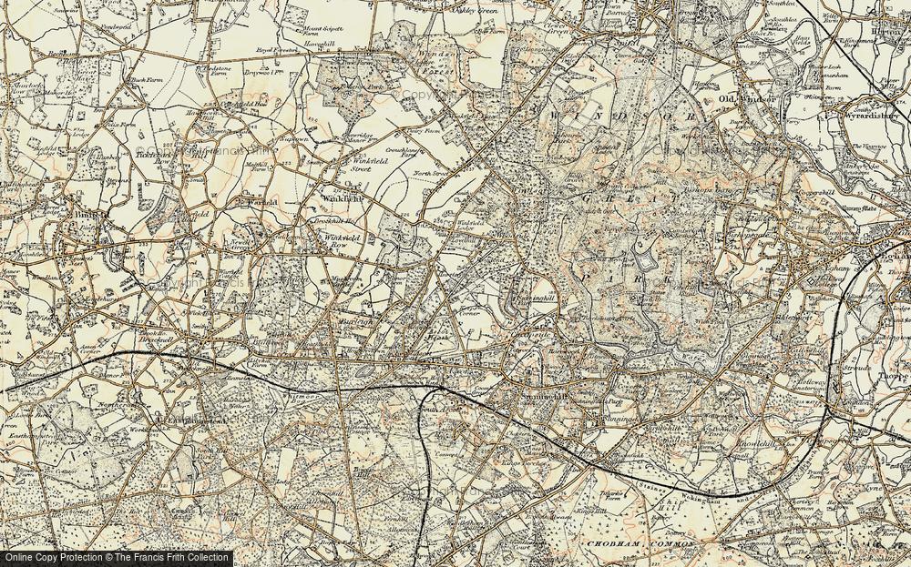Wood End, 1897-1909