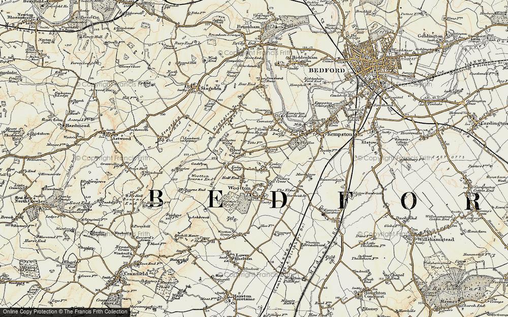 Wood End, 1898-1901
