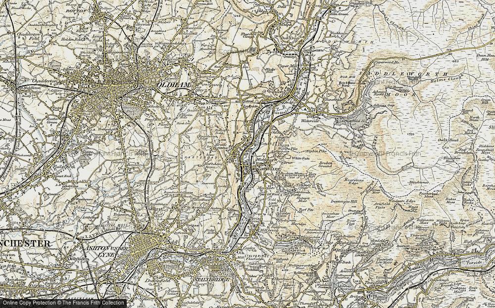Wood End, 1903