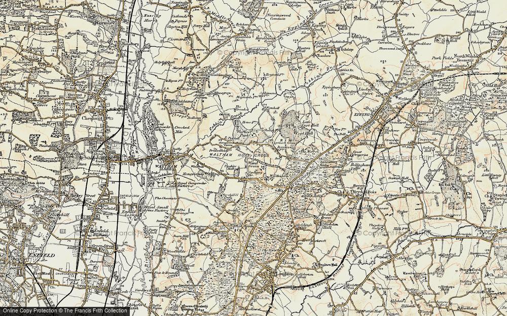 Wood Green, 1897-1898