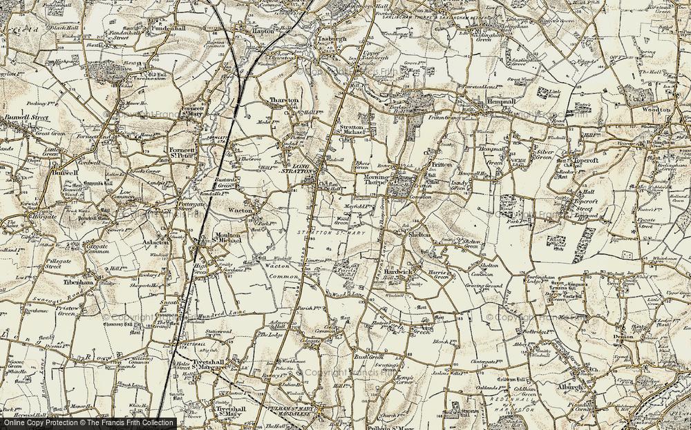Wood Green, 1901-1902