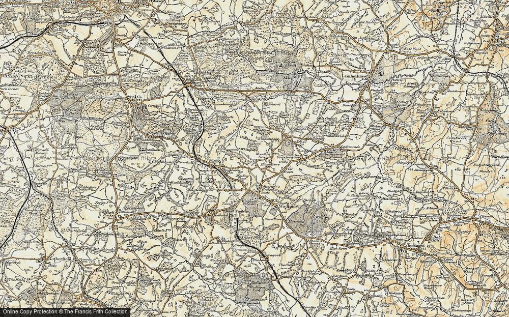 Wood's Green, 1898