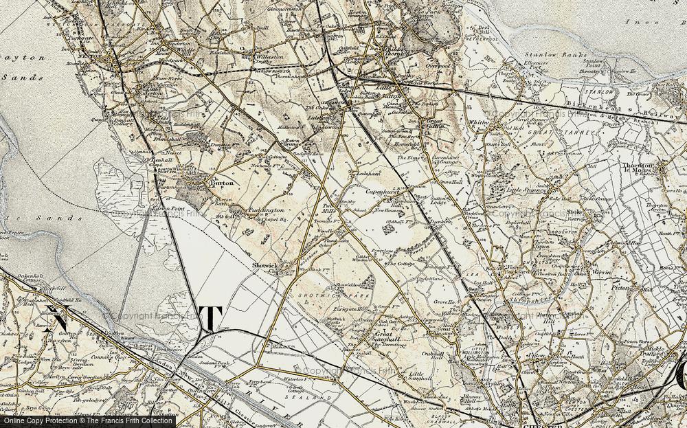 Woodbank, 1902-1903