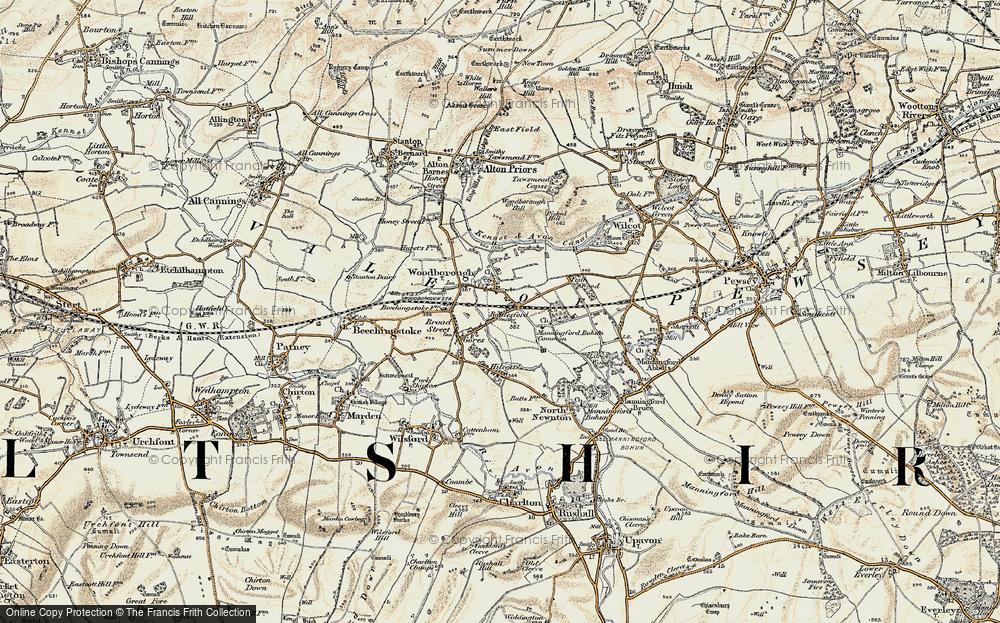 Woodborough, 1897-1899