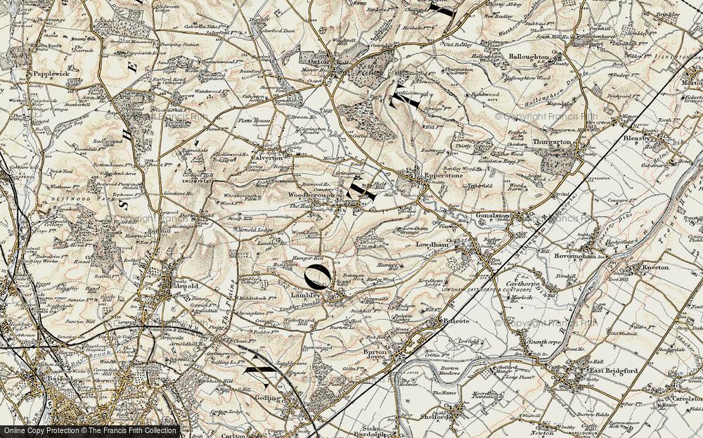 Woodborough, 1902