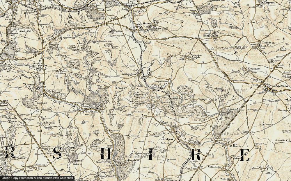 Woodbridge, 1898-1900