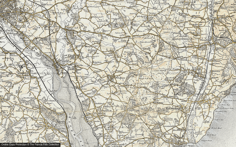 Woodbury, 1899