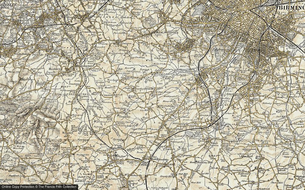 Woodcock Hill, 1901-1902