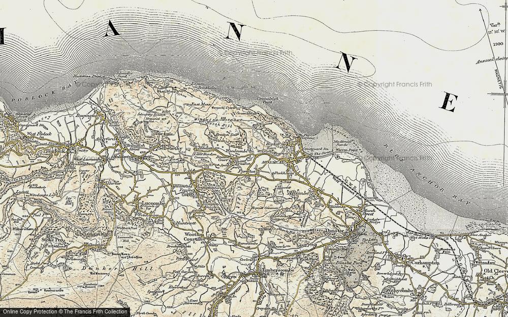 Woodcombe, 1899-1900