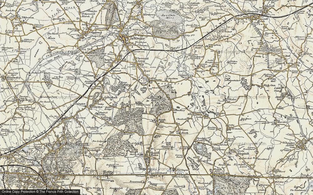Woodcote, 1902