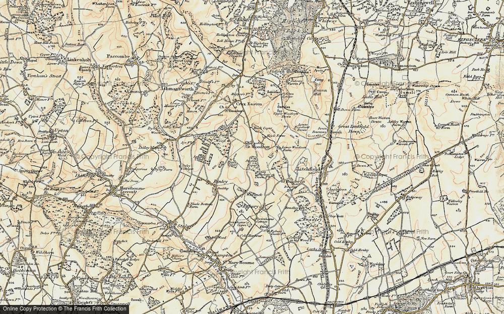 Woodcott, 1897-1900