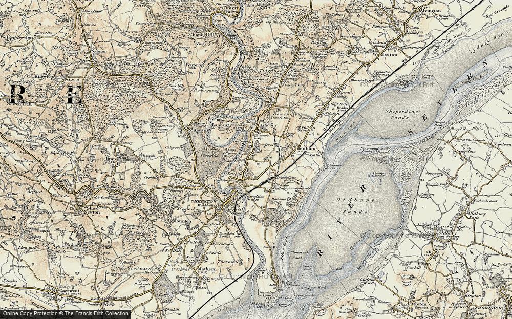 Woodcroft, 1899-1900
