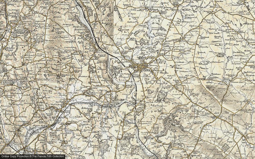 Woodcroft, 1902-1903