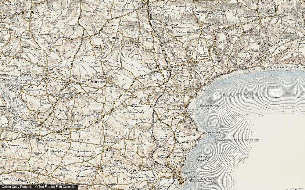 Wooden, 1901