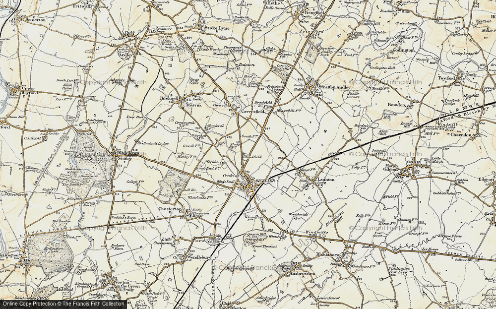 Woodfield, 1898-1899