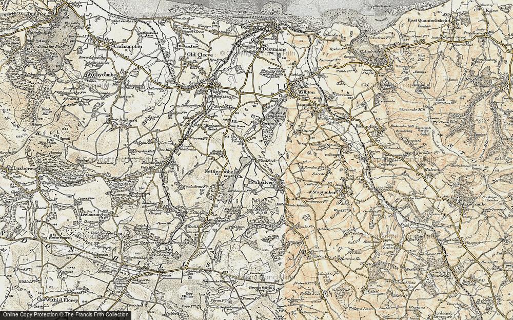Woodford, 1898-1900