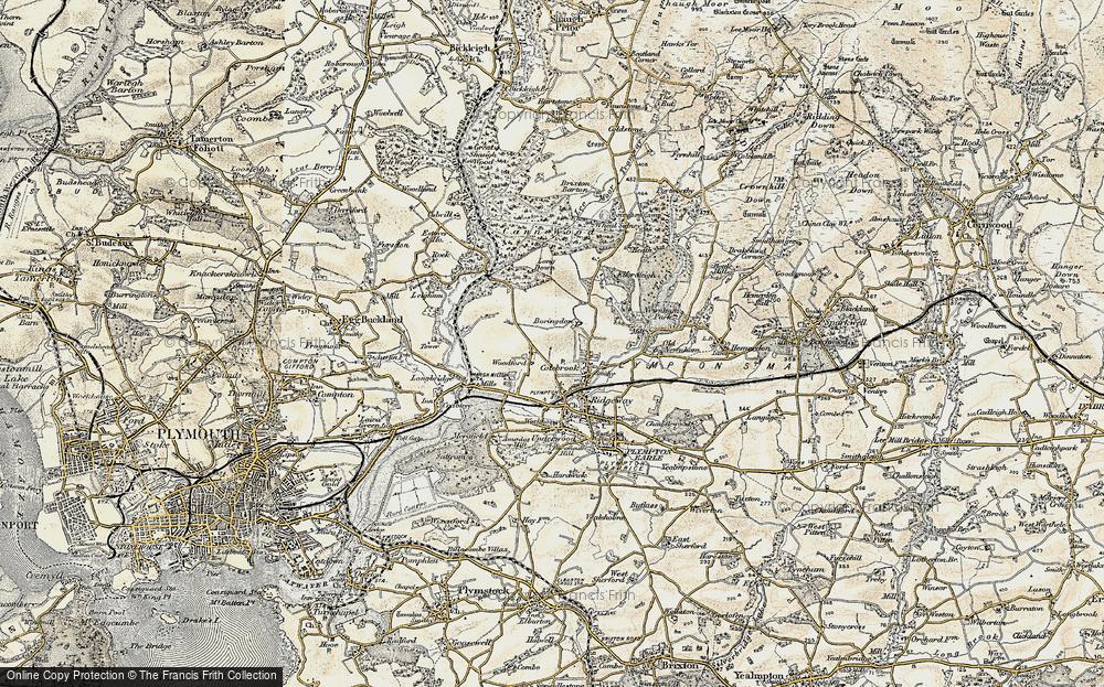 Woodford, 1899-1900