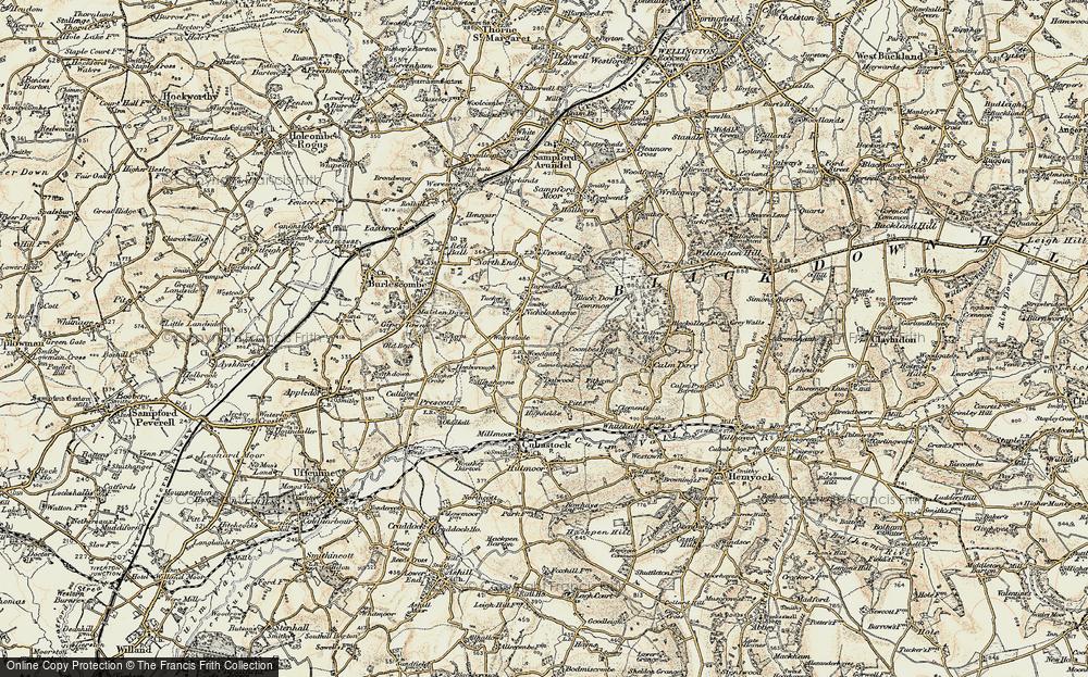 Woodgate, 1898-1900