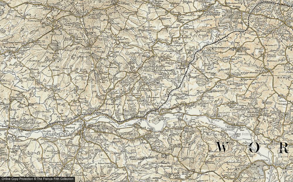 Woodgates Green, 1901-1902