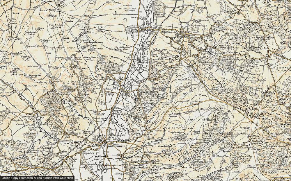 Woodgreen, 1897-1909