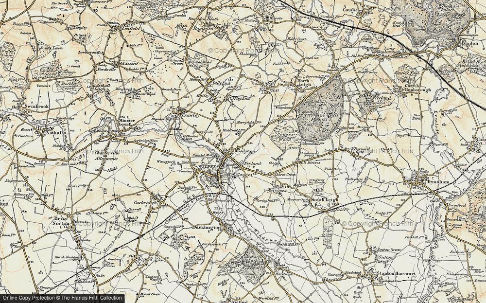 Woodgreen, 1898-1899