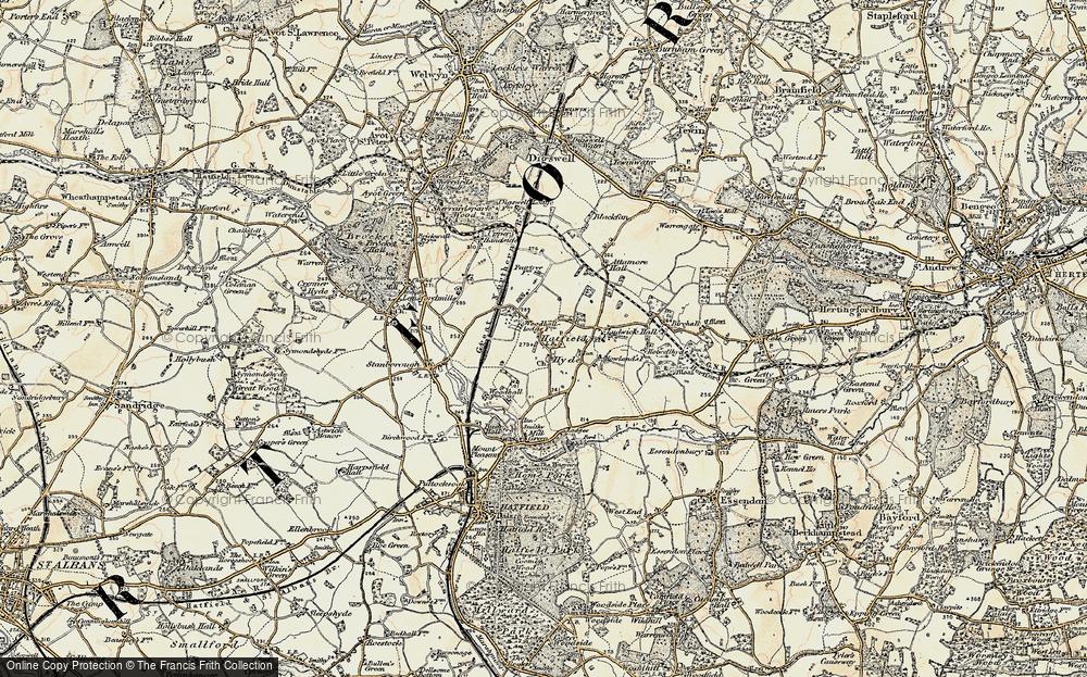 Woodhall, 1898