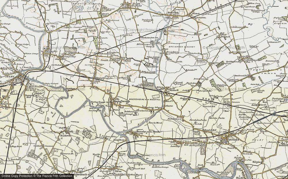 Woodhall, 1903