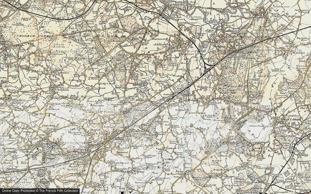 Woodham, 1897-1909
