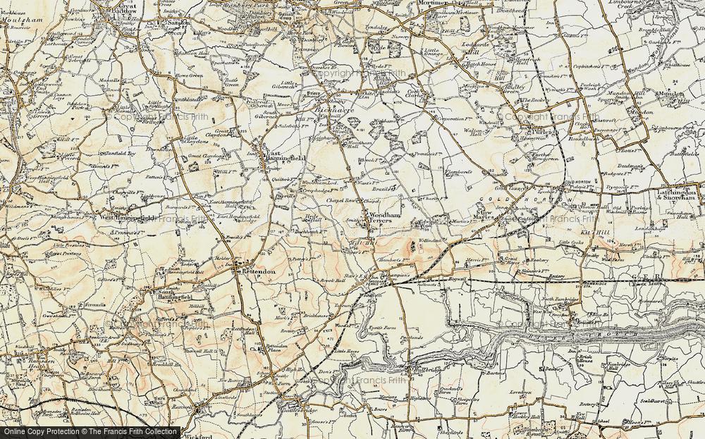Woodham Ferrers, 1898