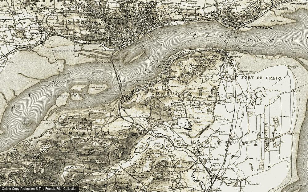 Woodhaven, 1907-1908